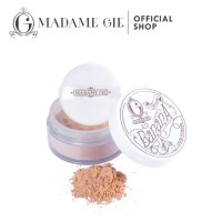 Madame Gie Femme Banana Loose Powder - MakeUp Bedak Tabur