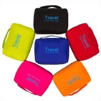 TRAVEL YOUR LIFE BAG - Travel Toiletries Bag - Travel Organizer