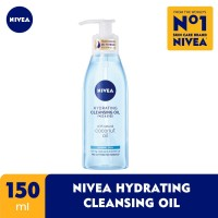 NIVEA Hydrating Cleansing Oil with Coconut Oil 150 ml