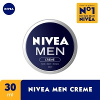 NIVEA MEN Creme Moisturizer - 30 ml