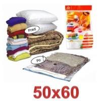 (1pc) Vacuum Bag Storage 50x60 Cm Small Size / vacum bag small