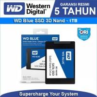 SSD WD Blue 3D NAND 1TB SATA III 3D 6Gb/s