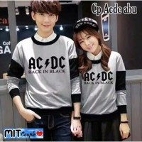 BAJU COUPLE LP SPORT ACDC