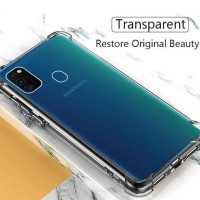 Case Samsung Galaxy A21s 2020 for Anticrack softcase silikon jelly