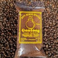 Kopi bubuk Robusta cap gentong kopi asli lampung murni 100%
