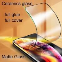 Nano Ceramic Tempered Glass Full Cover Xiaomi Redmi 6 / 6A