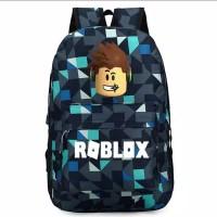 TAS ROBLOX ORIGINAL IMPORT Tas sekolah anak tas backpack tas anak laki