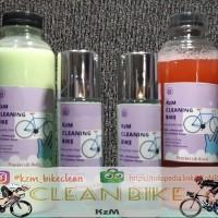 4in1 Parfum Frame Sepeda & Pembersih Karat