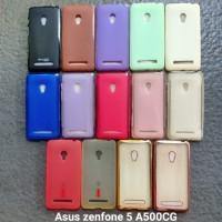Case asus zenfone 5 lama softcase softsell silikon softshell cover