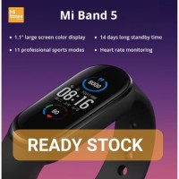 Xiaomi Mi Band 5 Waterproof AMOLED Screen Heart Rate Smart Band