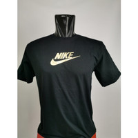 Kaos Nike Cotton Combed 30s Sablon 3D Kualitas Super