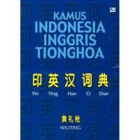 Sale Kamus 3 bahasa Indonesia Inggris Tionghoa Baru dan masih Segel