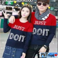 BAJU COUPLE LP JUST DO IT