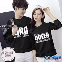 BAJU COUPLE LP ONLY KING