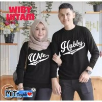 BAJU COUPLE LP HUBBY WIFE