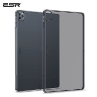 ipad pro 12.9 2020 esr clear case Ultra Thin Air-Guard Corner black