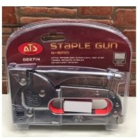Staple Gun Tacker ATS 4-8mm / Tembakan Staples (Stapler Hekter Heckter