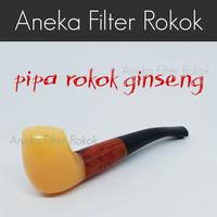 Filter Rokok Ginseng / PIpa Cangklong Rokok / Pipa Rokok Ginseng