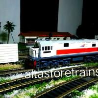 Miniatur Kereta api CC 201