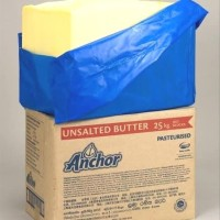 ANCHOR Unsalted Butter ANCHOR 250 gr Repacked Mentega Wangi dan Enak