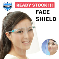 Kaca Mata Face Shield Artis/kekinian