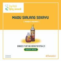 MADU HUTAN ASLI SUMATERA ( SEKAYU ) / MADU MANIS / MADU BOTOL