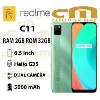 Realme C11 2/32 RAM 2GB ROM 32GB GARANSI RESMI REALME