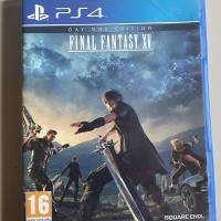 Final Fantasy XV, BD PS4 BEKAS
