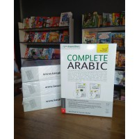 KESAINT BLANC - BUKU PAKET COMPLETE ARABIC - TEACH YOURSELF 4