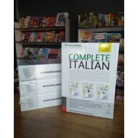 KESAINT BLANC - BUKU PAKET COMPLETE ITALIAN - TEACH YOURSELF 4