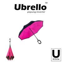BOLDe Ubrello Inverter Umbrella (Solid Color)