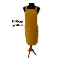 Yellow Midi Jumpsuit