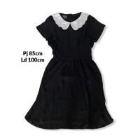 Cute Black Midi Dress