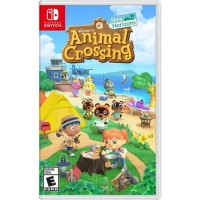 Animal Crossing Game Nintendo Switch