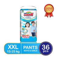 Goon Pants Pant Premium Massara Sara XXL36 XXL 36 Goo.N Popok Celana