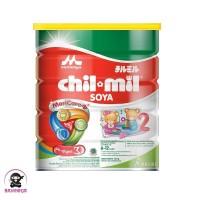 MORINAGA CHIL MIL Soya Susu Formula Lanjutan Tin 600g / 600 g