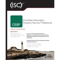 (ISC)2 CISSP Official Study Guide: 8th Edition (eBook)
