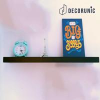 [Decorunic] Floating Shelf - Rak Dinding Minimalis ukuran 60 cm
