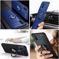 Casing Softcase Iring Samsung Galaxy M21 Soft Back Case