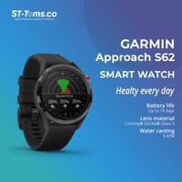 Garmin Approach S62 Ceramic - Hitam