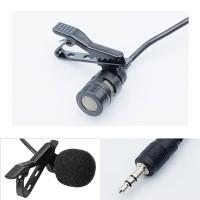 AVPRO AVM515 TRS 10mm Lavalier Microphone Prof Omni Condenser 1m Case