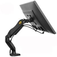 NB-F80 Universal Monitor Arm Bracket Vesa Mount 2-6.5KG 17-27 Inch