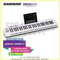 Samson Carbon 61 Midi Keyboard Controller 61 Key