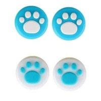 Switch Silicone Paw Thumbgrip Carnival Blue