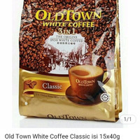 Old Town White Coffee Classic 3 in 1.