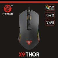 Fantech X9 Thor Gaming Mouse Macro