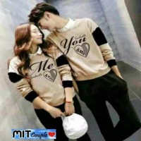 BAJU COUPLE LP SOULMATE YOU ME