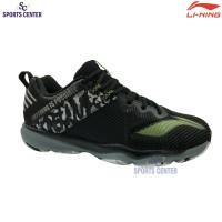 Sepatu Badminton Lining Ranger 4.0 / IV TD AYTQ 053 / AYTQ053-2 Black