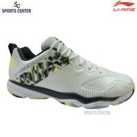 Sepatu Badminton Lining Ranger 4.0 / IV TD AYTQ 053 / AYTQ053-1 White