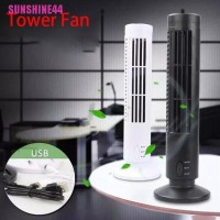 Mini Portable USB Cooling Air Conditioner Purifier Tower Bladeless